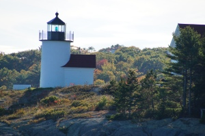 Curtis Island Lighthouse 621