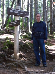 Jeff on Hunt Trail