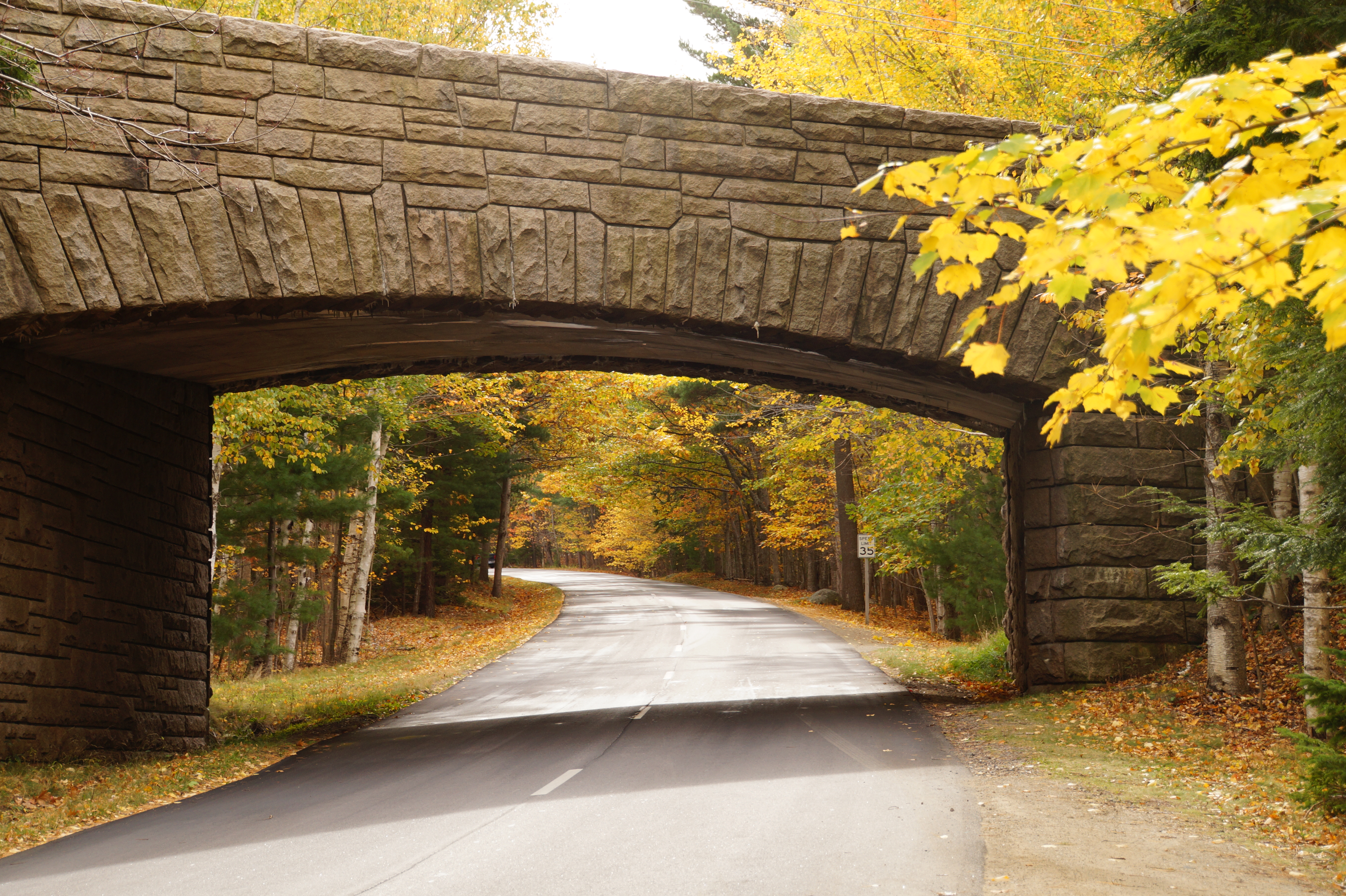 Acadia Carriage Rd Bridge2