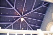 Danforth pergola ceiling